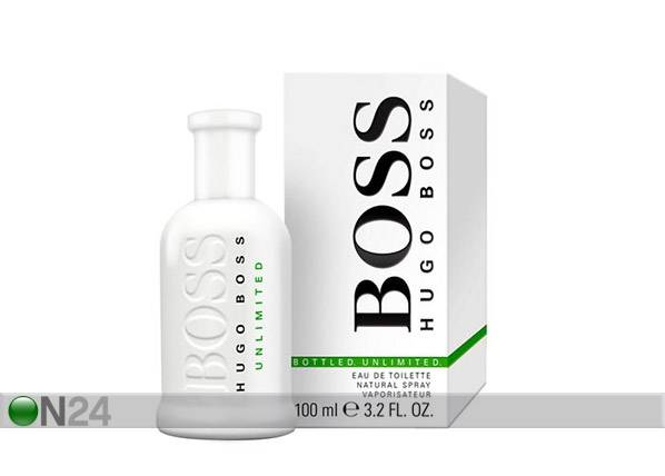 Boss Hugo Boss No.6 Unlimited EDT 100ml
