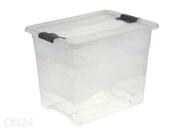 keeeper Laatikko CRYSTAL-BOX 24L
