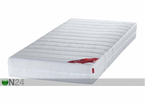 SLEEPWELL joustinpatja RED POCKET hard 80x200 cm
