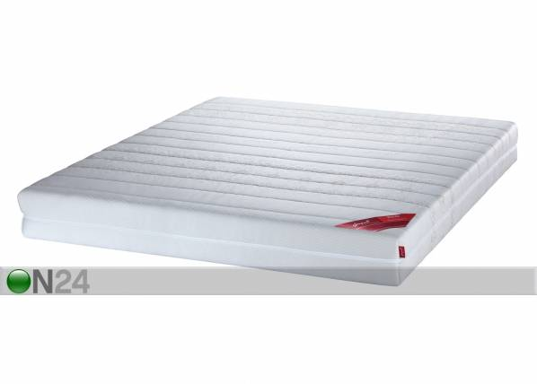 SLEEPWELL joustinpatja RED POCKET hard 140x200 cm