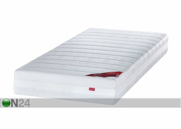 SLEEPWELL joustinpatja RED POCKET MEMORY 90x200 cm