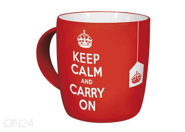 Muki KEEP CALM AND CARRY ON