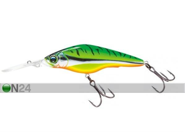 Duel Uistin Duel Hardcore Shad 75SP