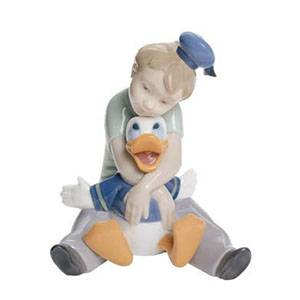 Nao Daydreaming with donald