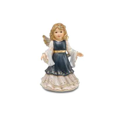 Goebel Starry Night Angel Cheerful Dancing