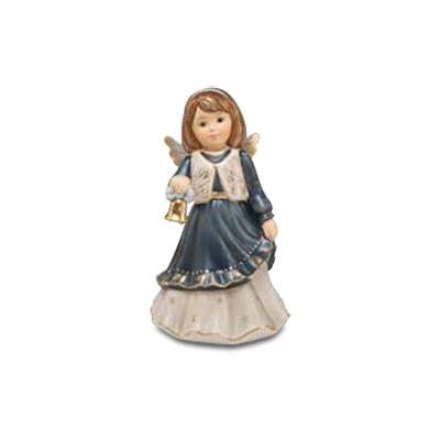 Goebel Starry Night Angel Christmas Chimes