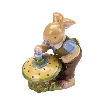 Villeroy & Boch Bunny Boy With Spinning Top