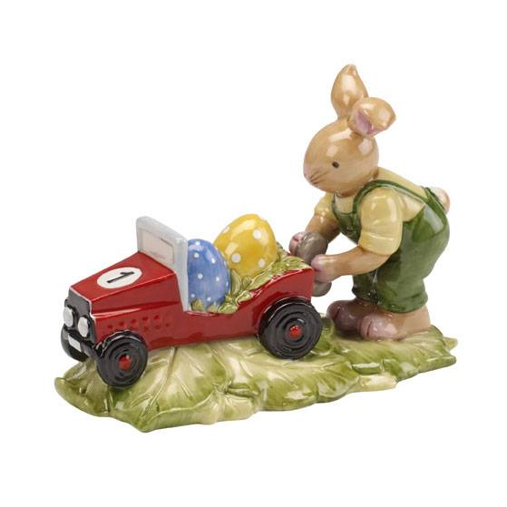 Villeroy & Boch Bunny Boy With Car