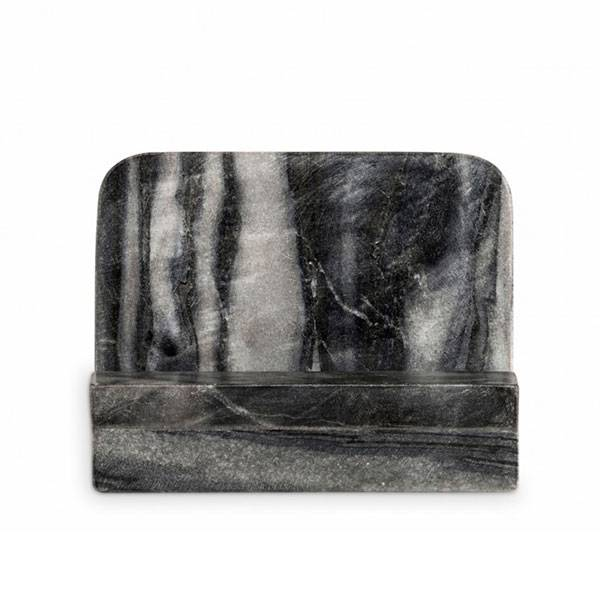 Nordstjerne Grey Marble iPad Holder, Harmaa