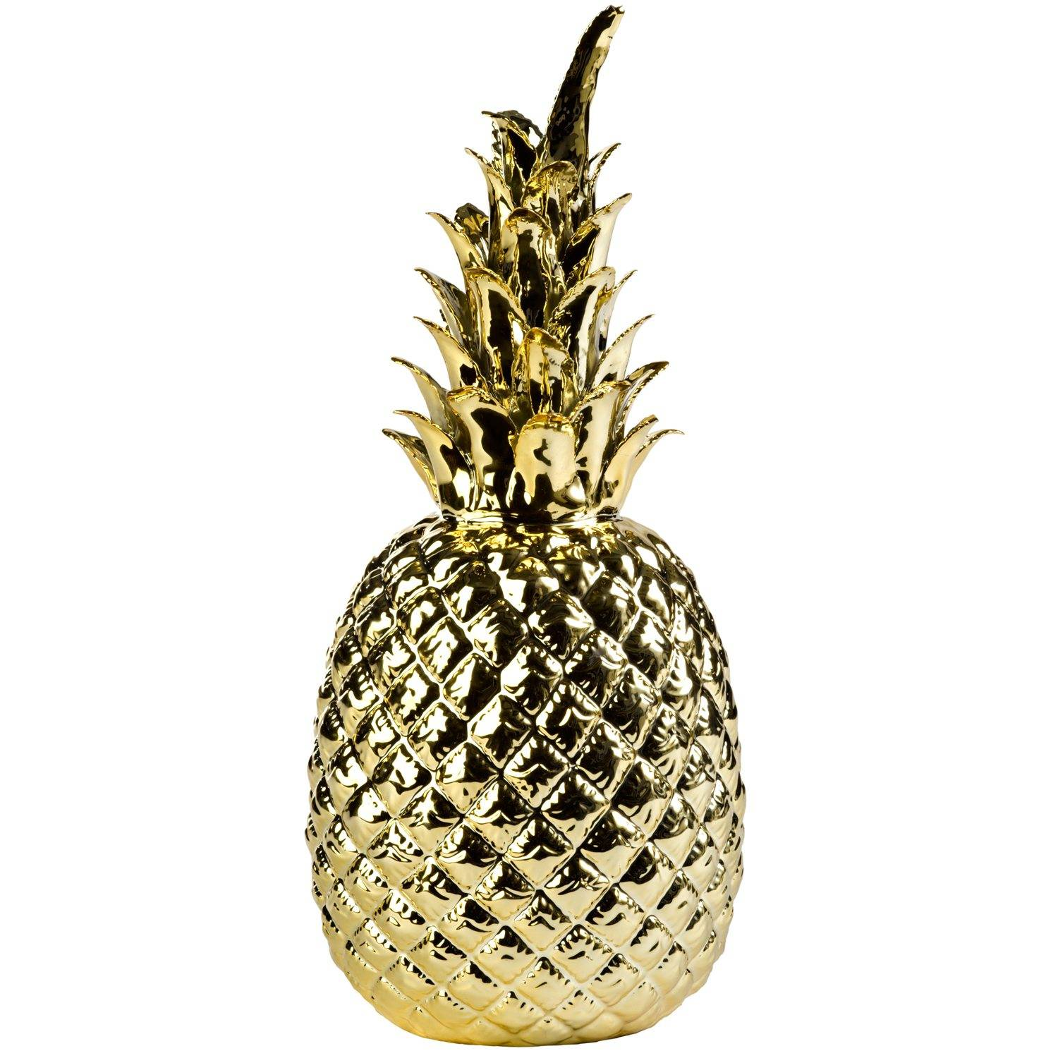 Pols Potten Pineapple, Kulta