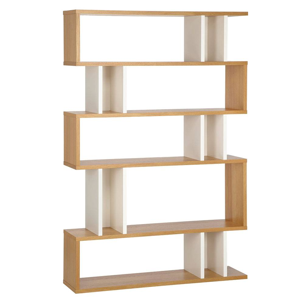 Content by Terence Conran Counter Balance Tall Hylly, Tammi/Valkoinen