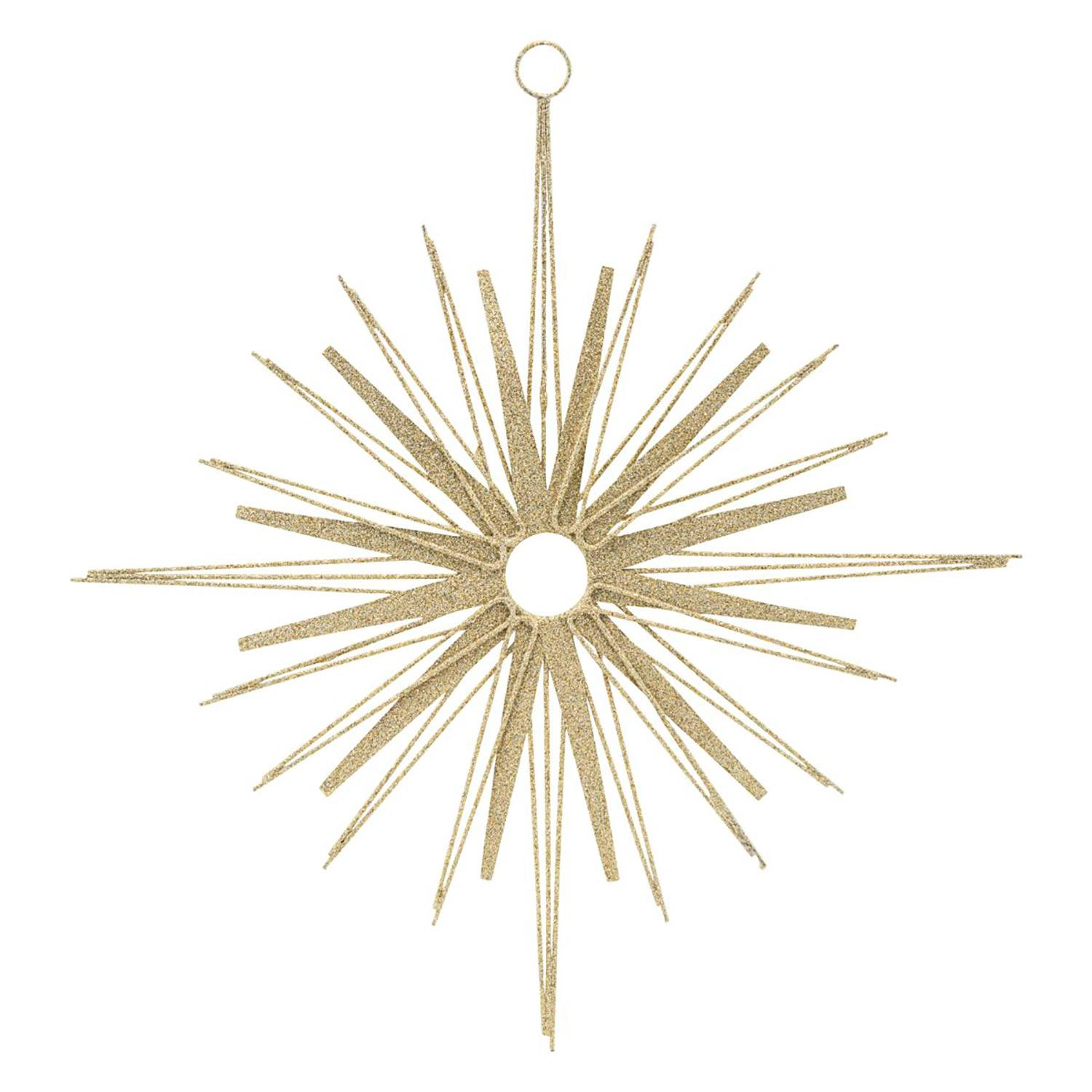 House Doctor Spira Christmas Decoration, Champagne