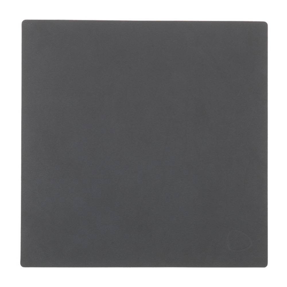 Lind DNA Square S Pöytätabletti 28x28cm, Nupo Anthracite