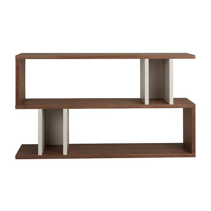 Content by Terence Conran Counter Balance Hylly, Walnut/Pebble