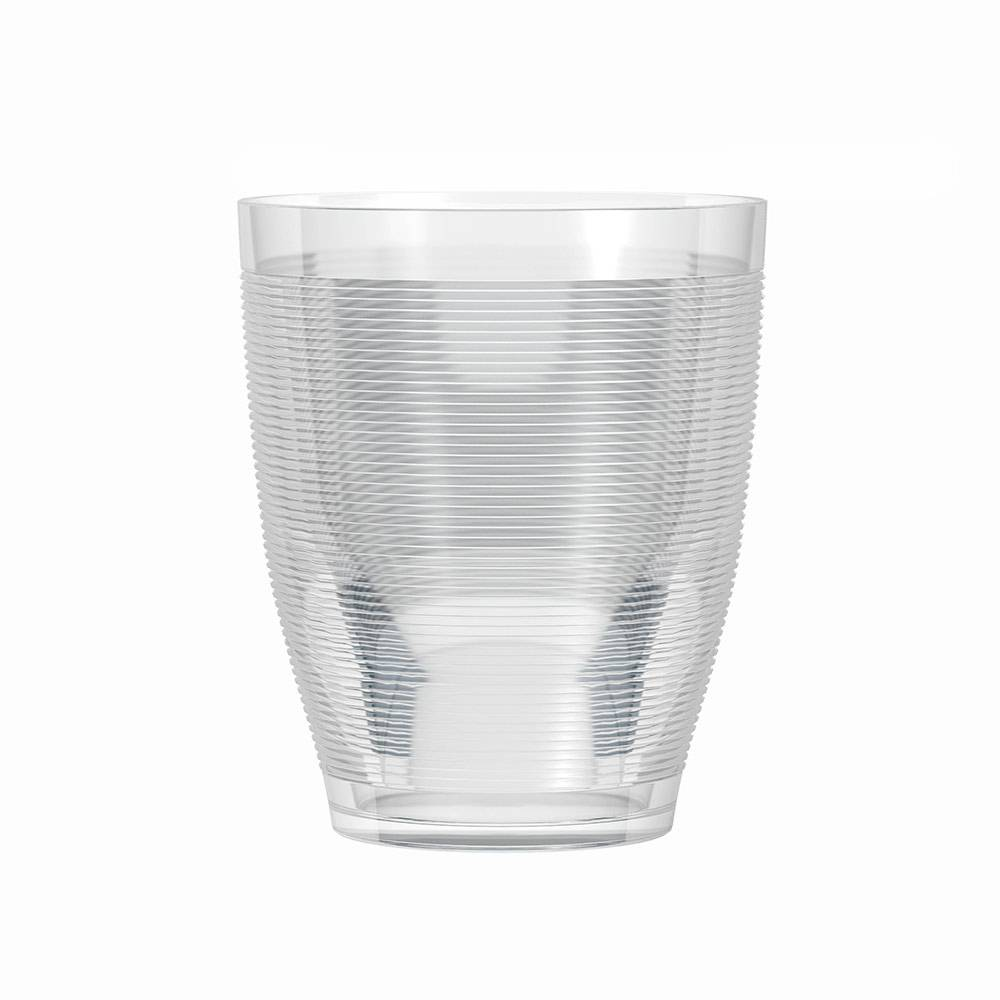 Italesse Fresnel Party Tumbler 36 cl, 6-pakkaus