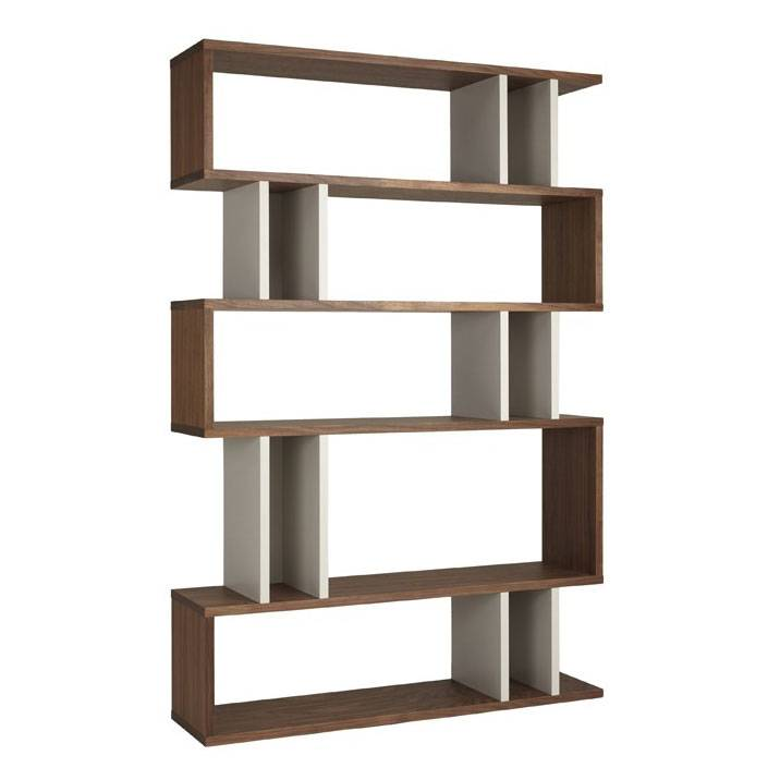 Content by Terence Conran Counter Balance Tall Hylly, Walnut/Pebble