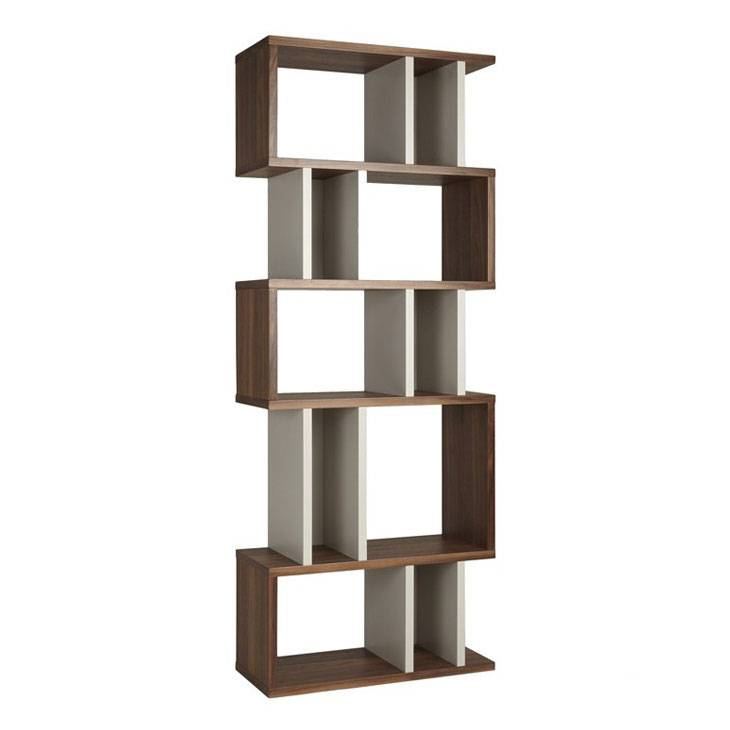 Content by Terence Conran Counter Balance Alcove Hylly, Walnut/Pebble