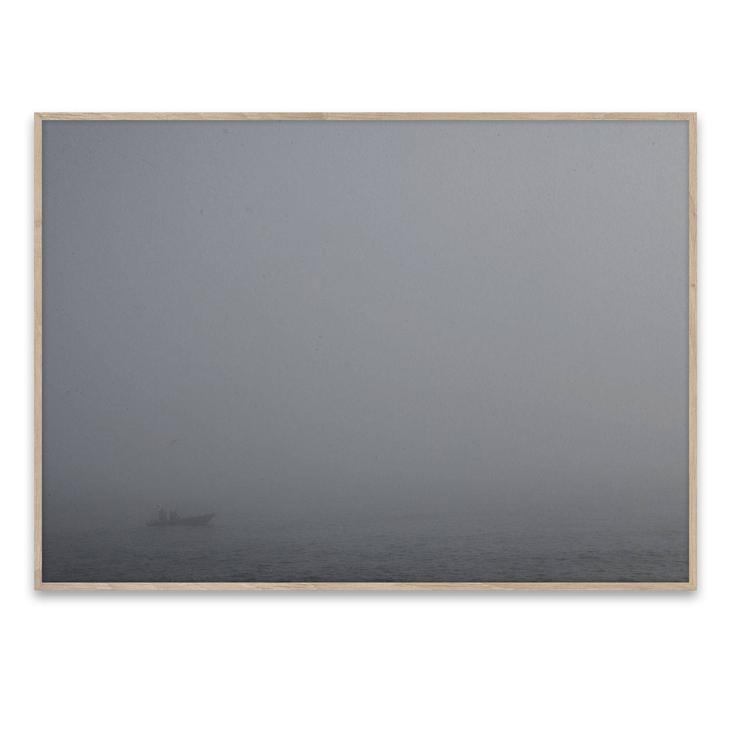 Paper Collective Mist Poster 50x70