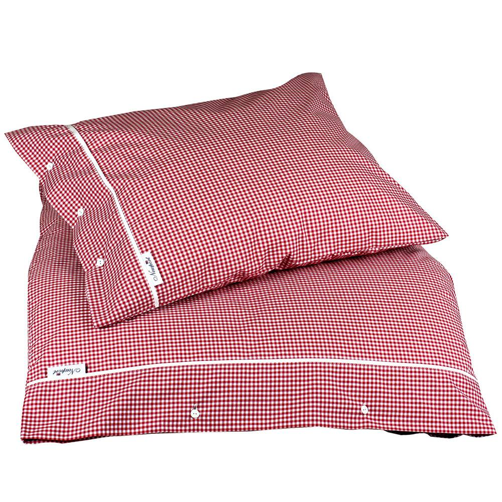 Newport Boston Gingham Pillowcase 100x65 cm
