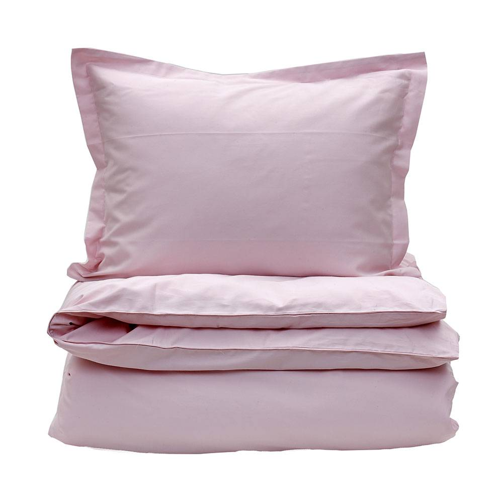 Gant Home Sateen Pussilakana 210x150cm, Champagne Pink