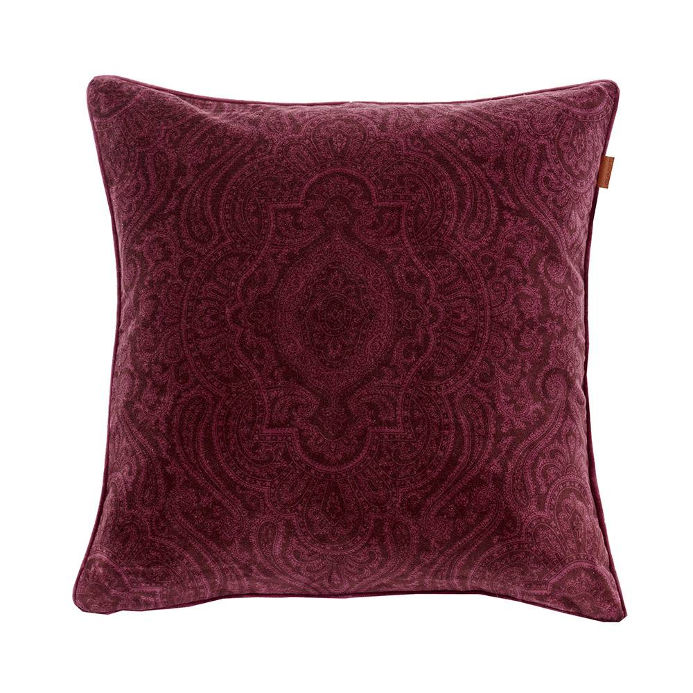 Gant Home Tiffany Velvet Tyynyliina 50x50cm, Purple Fig