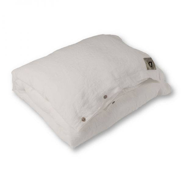 Dirty Linen Animeaux Pussilakana 150x210 cm, Very White