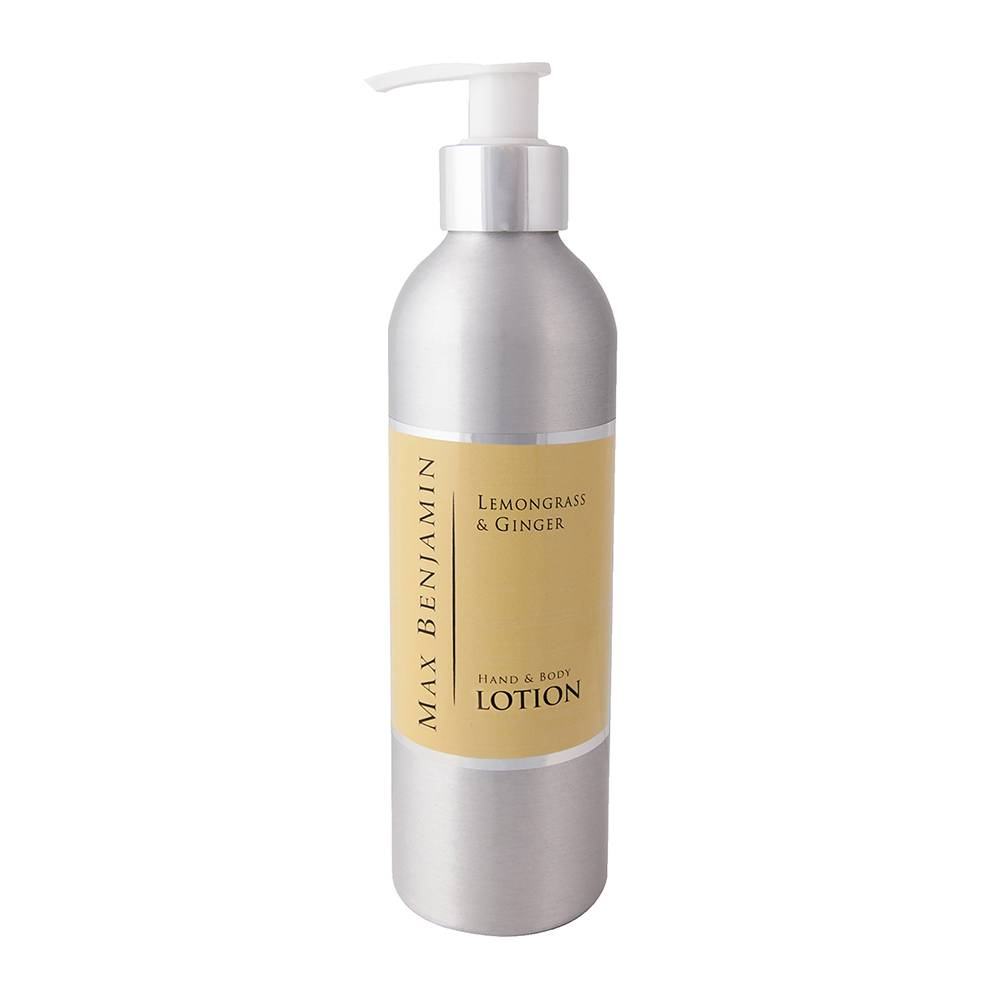 Max Benjamin Lotion Lemongrass & Ginger 250ml