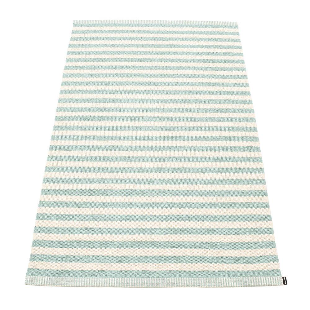 Pappelina Duo Matto 85x160cm, Turquoise