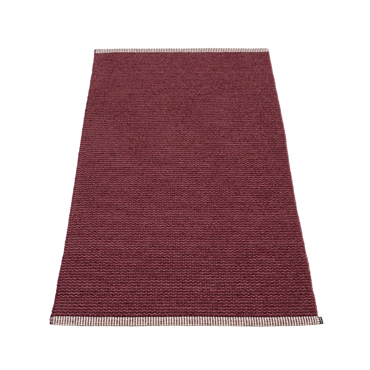 Pappelina Mono Matto 85x160cm, Zinfandel/Rose Taupe