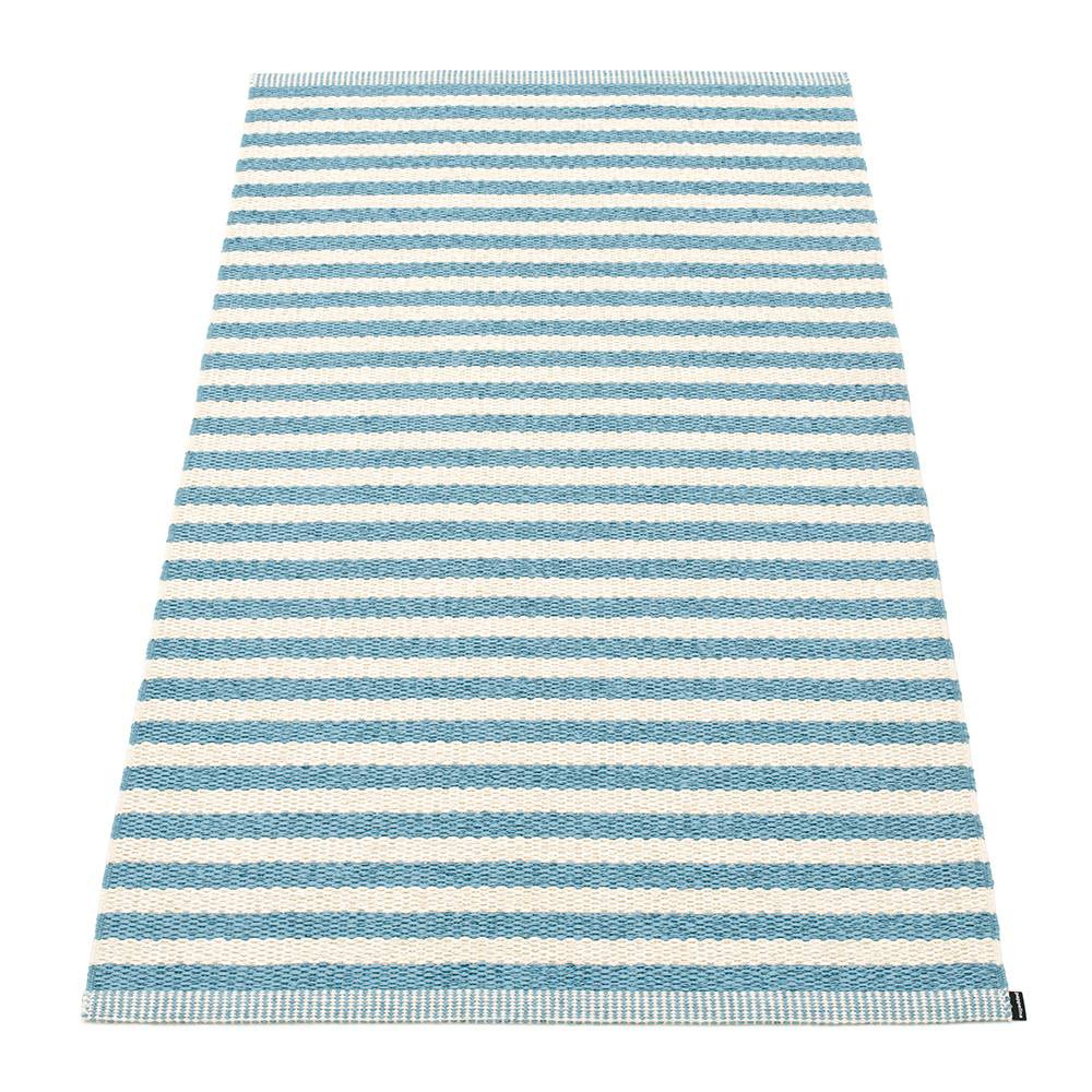 Pappelina Duo Matto 85x160 cm, Misty Blue