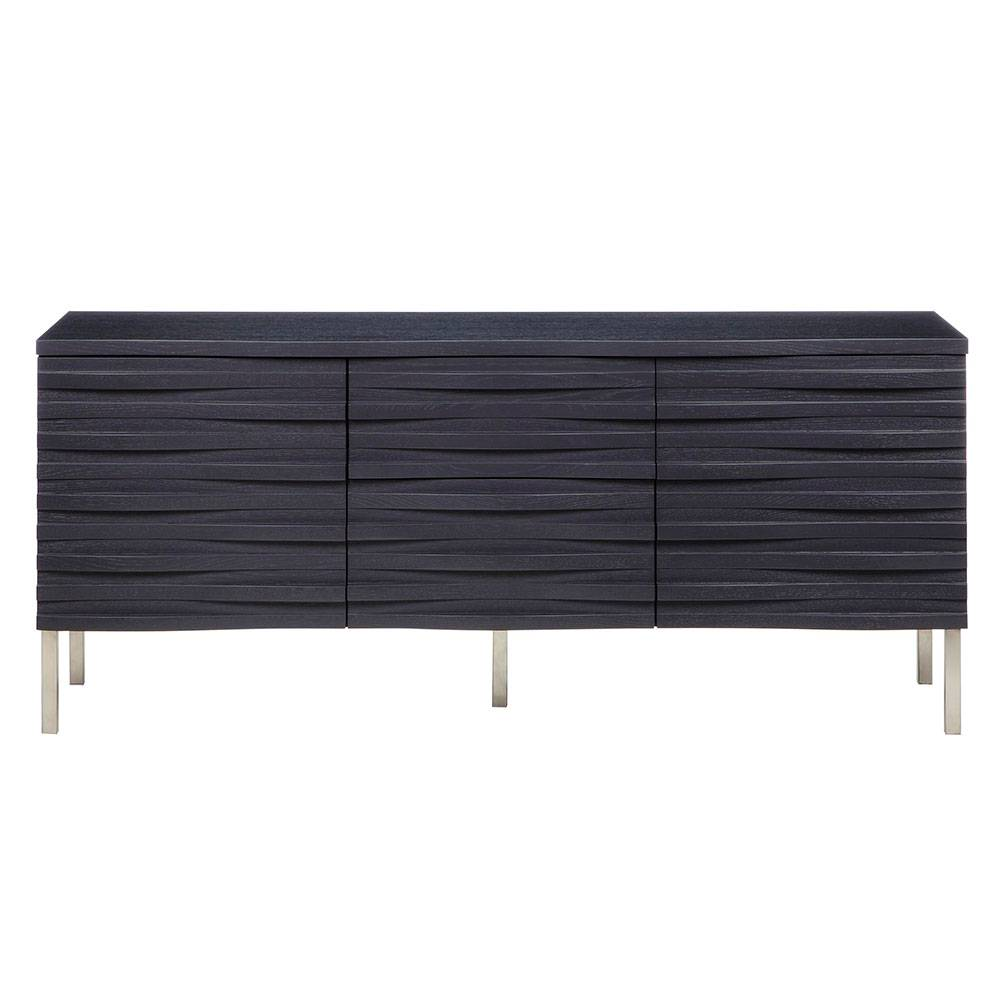 Content by Terence Conran Wave Senkki, Charcoal