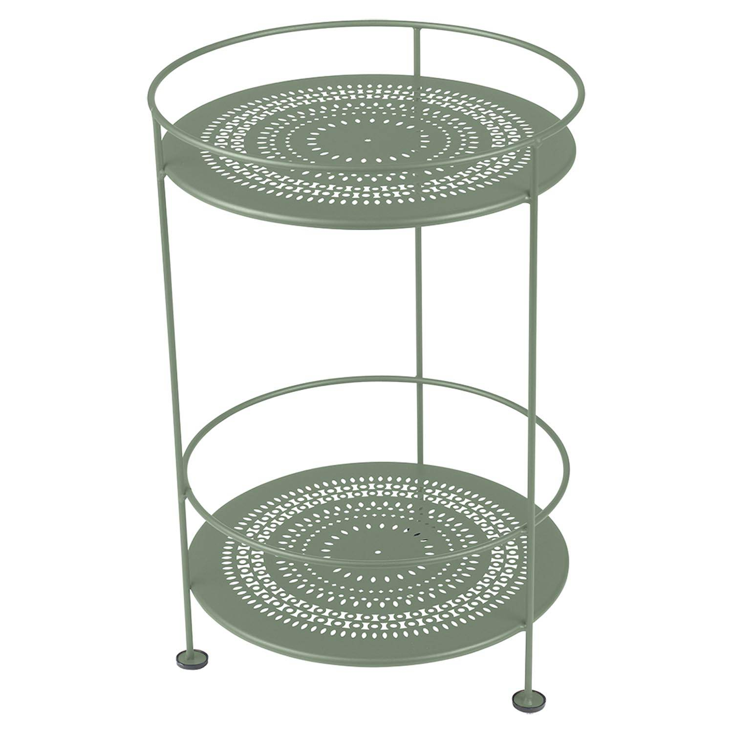 Fermob Small Table Perforated Ø40, Cactus