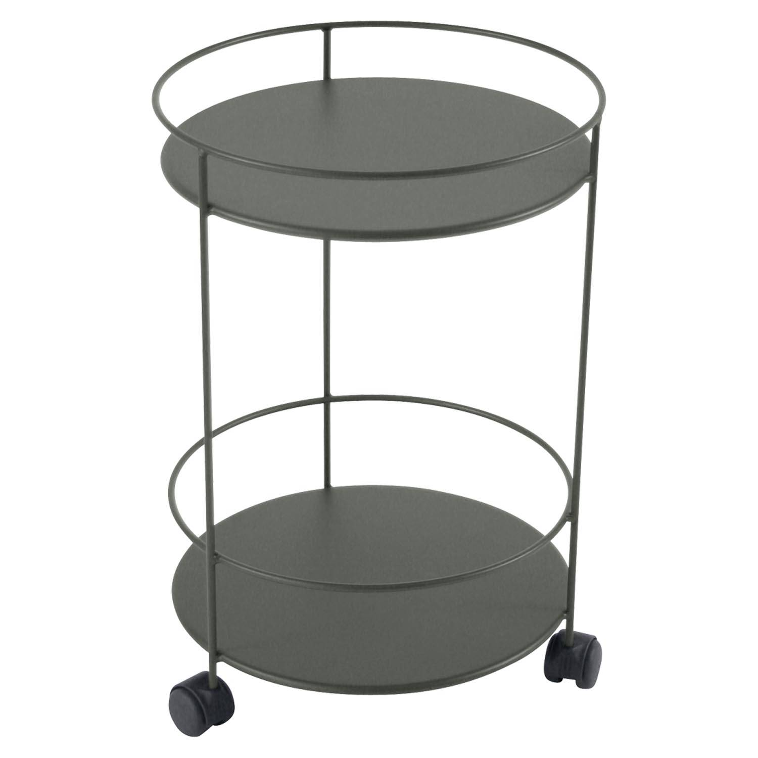 Fermob Small Table Perforated Ø40, Rosemary