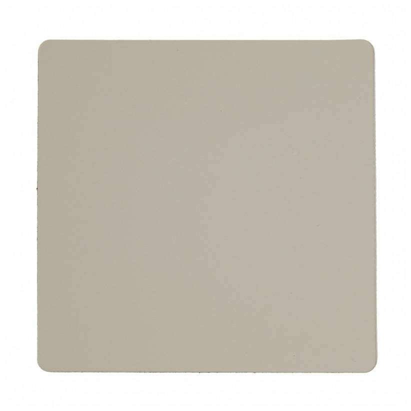 Lind DNA Square Lasinalunen 10x10cm, Softbuck Light Grey