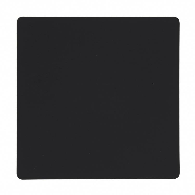 Lind DNA Square Lasinalunen 10x10cm, Softbuck Black