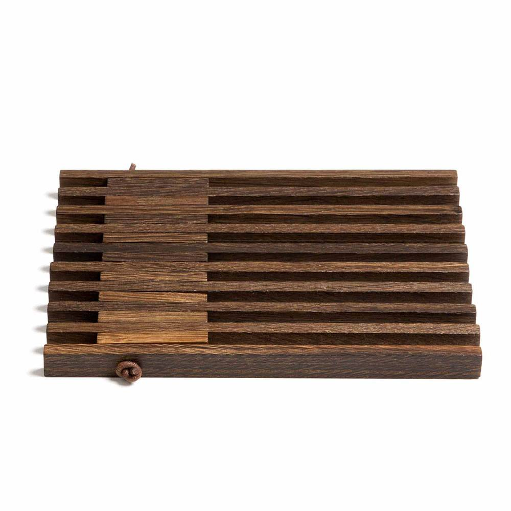 by Wirth Table Frame Alunen, Smoked