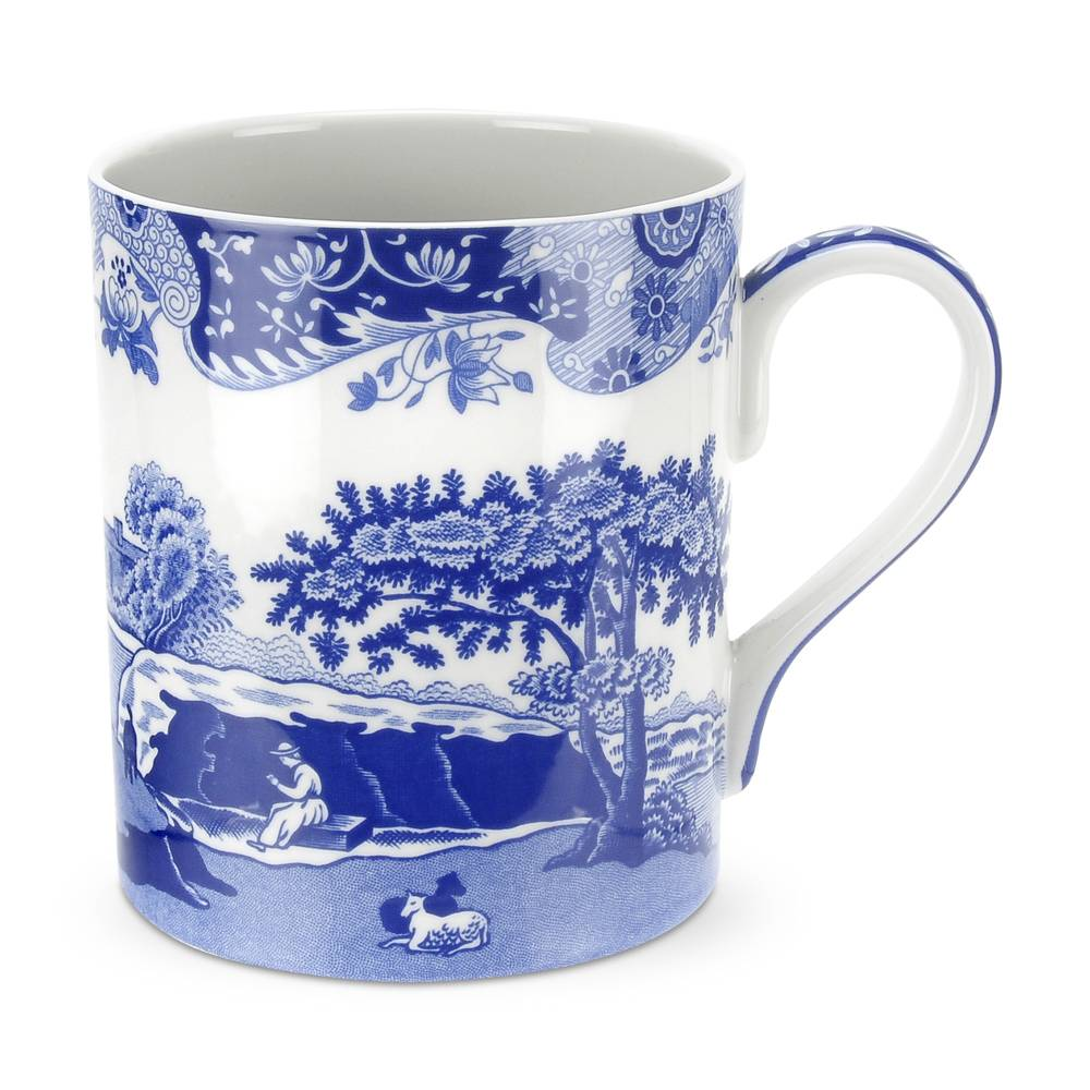 Spode Blue Italian Kuppi 500 ml