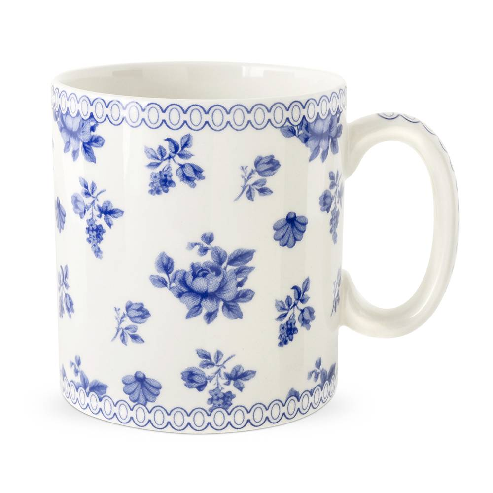 Spode Blue Room Muki, Chintz, Posy 250 ml