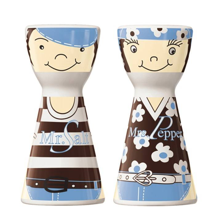 Ritzenhoff MR. Salt & MRS. Pepper Brandhofer F13