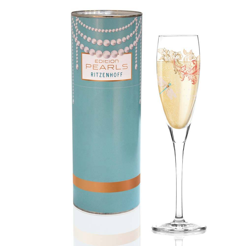 Ritzenhoff Pearls Edition Prosecco Lasi 16cl, St. James