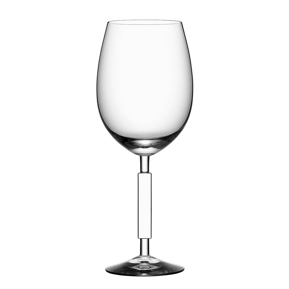Orrefors Unique Red Wine Glass