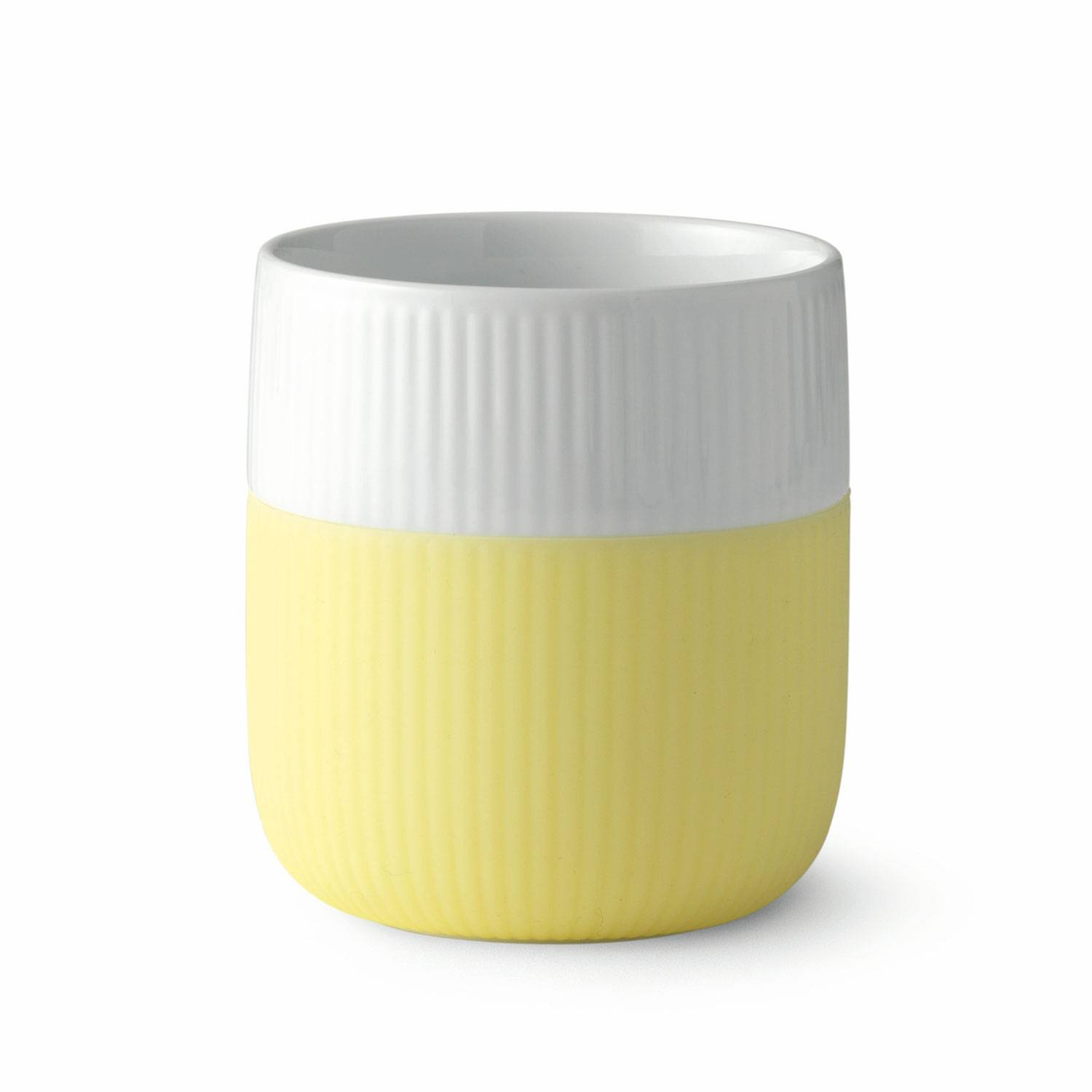 Royal Copenhagen Fluted Contrast Muki 33cl, Lemonad