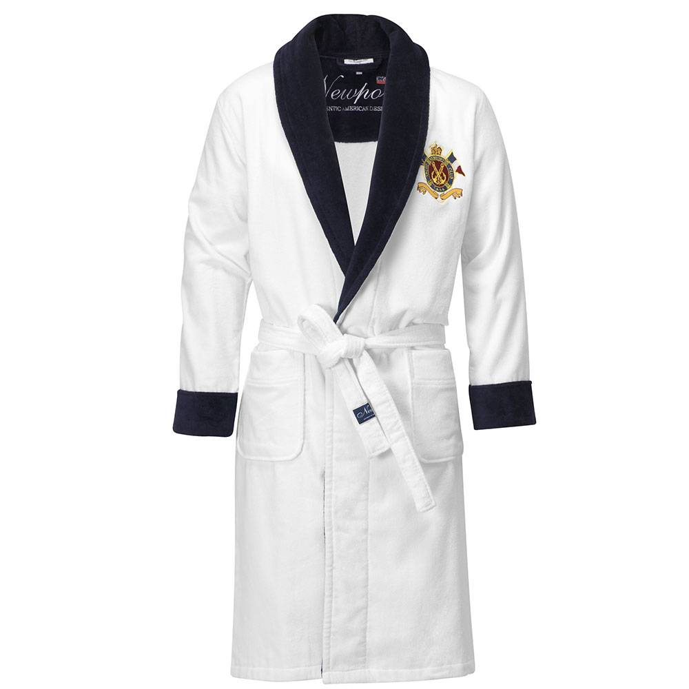 Newport Yacht Club Bathrobe Medium