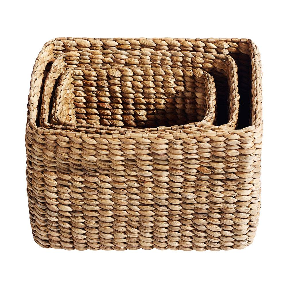Muubs Basket Kori 40x30cm, Nature