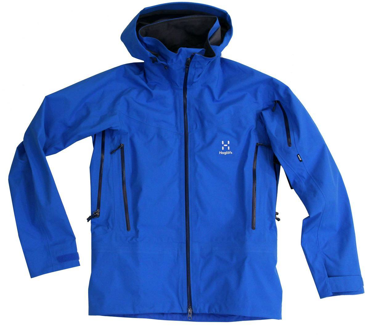 Haglöfs Crevasse Jacket Men Gale Blue L