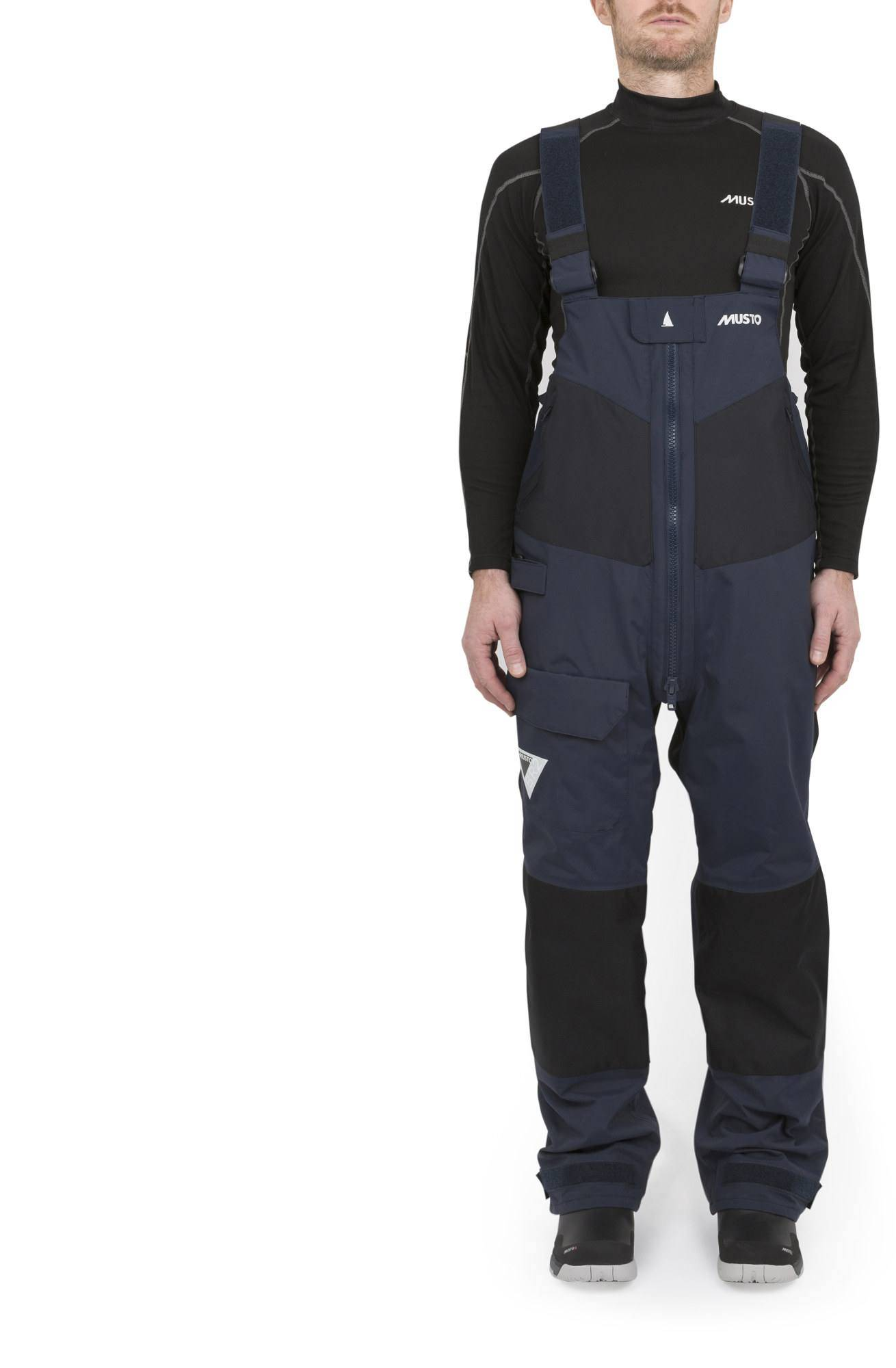 Musto BR2 Offshore Trousers Navy/musta XL
