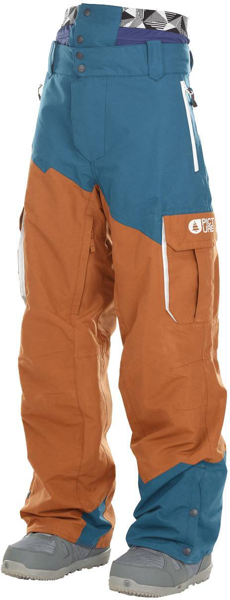 Picture Organic Clothing Styler Pant Ruskea S