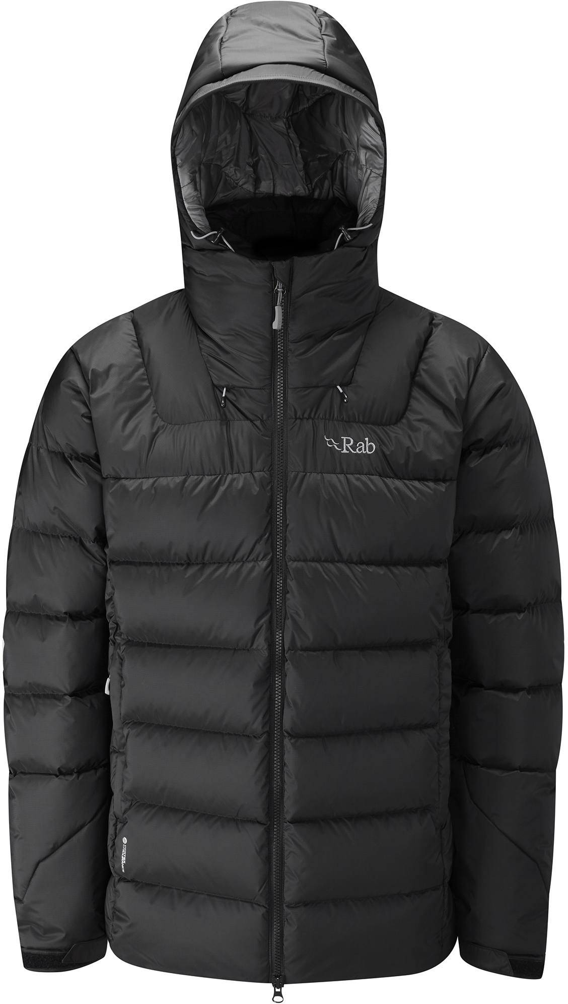 Rab Axion Jacket Musta XXL