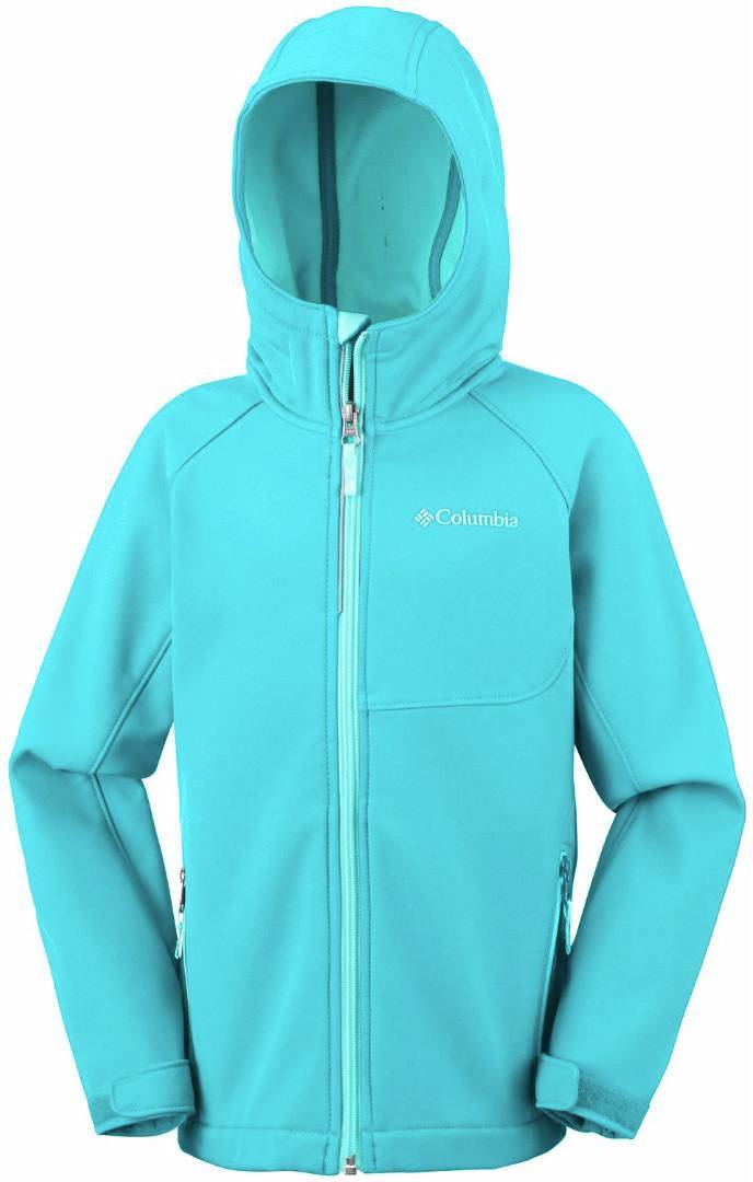 Columbia Cascade Ridge Softshell Vihreä XL