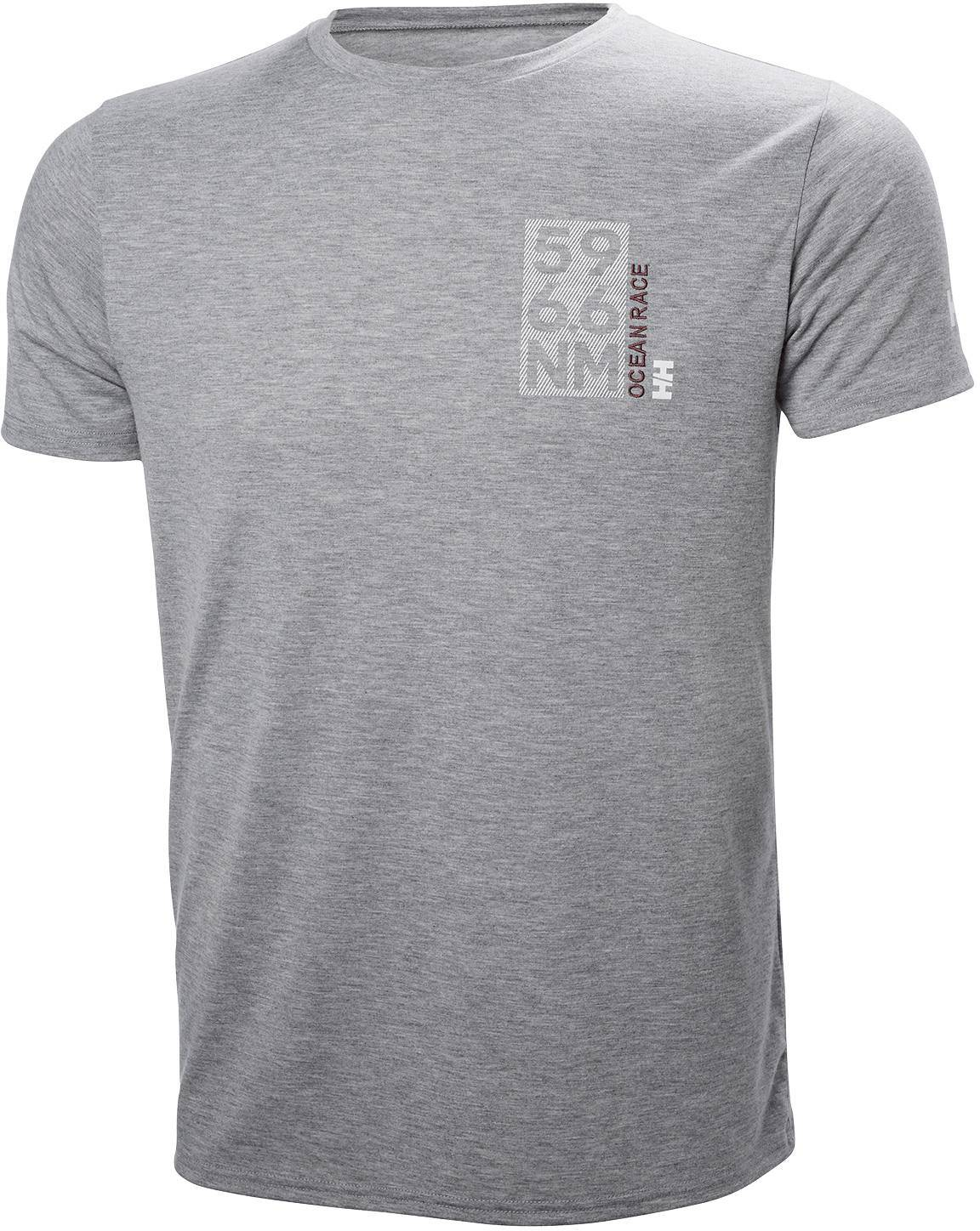 Helly Hansen HP Shore Tee Harmaa XXL